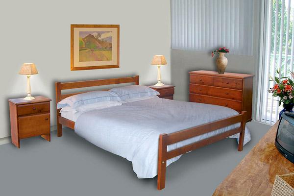 Juegos de dormitorio standard piwarczuk hnos fabrica de for Juego de dormitorio queen