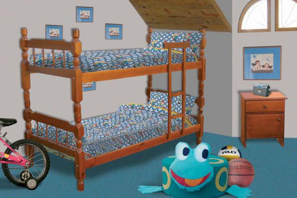 Juegos de Dormitorio TRES - PIWARCZUK HNOS, Fabrica de Muebles
